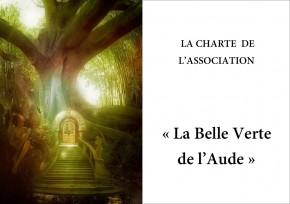 """Charte de """"La Belle Verte de l'Aude"""""""